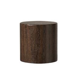 Wood caps
